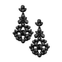 Josefina Crystal Earrings