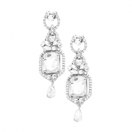 Juliana Crystal Earrings
