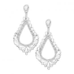 Isidora Tear Drop Earrings