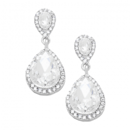 Paula Tear Drop Earrings