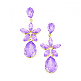 Abigail Tear Drop Earrings