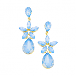 Ainhoa Tear Drop Earrings
