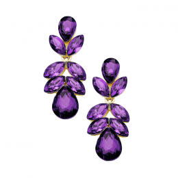 Constanza Tear Drop Earrings