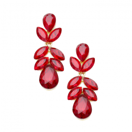 Nicole Tear Drop Earrings