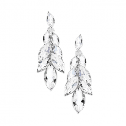 Eva Crystal Earrings