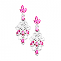 Ainara Rhinestone Earrings