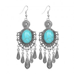 Blossom Turquoise Earrings