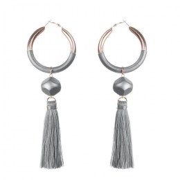 Elisa Tassel Earrings