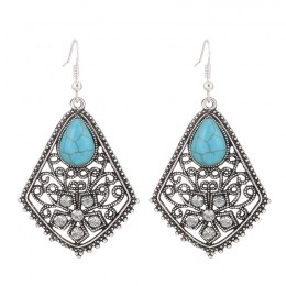 Gretta Turquoise Earrings