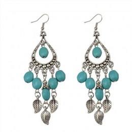Petal Turquoise Earrings