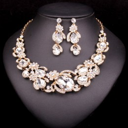 Jorma Crystal Necklace Set