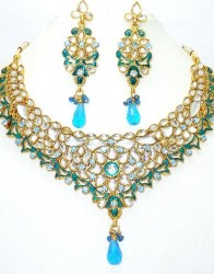 Harini Indian Necklace Set