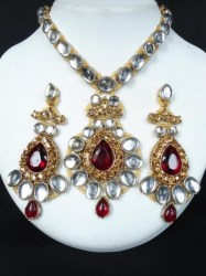 Navya Indian Necklace Set