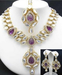 Rishika Indian Necklace Set