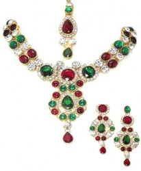 Babita Indian Necklace Set