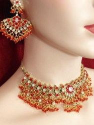 Damyanti Indian Necklace Set