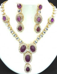 Shreya Indian Necklace Set
