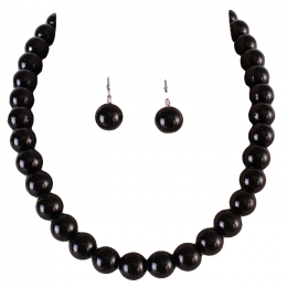 Aliyah Pearl Necklace Set