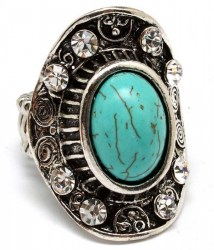 Minni Turquoise Ring