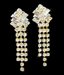 Bonnie Rhinestone Earrings