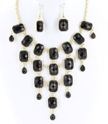Abby Stone Necklace Set