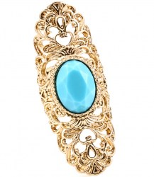 Stacey Stone Ring