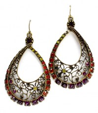 Anita Tear Drop Earrings