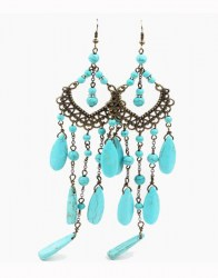 Molly Turquoise Earrings