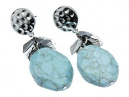 Julie Turquoise Earrings