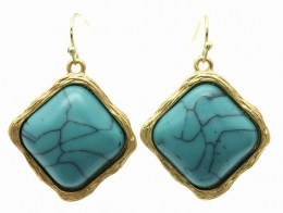 Karen Turquoise Earrings