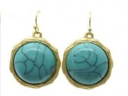Dawn Turquoise Earrings