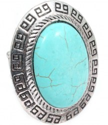 Courtney Turquoise Ring