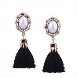 Brigette Tassel Earrings