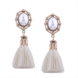 Sylvie Tassel Earrings