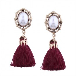 Marielle Tassel Earrings