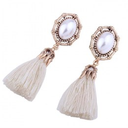 Sylvie Tassel Earrings II