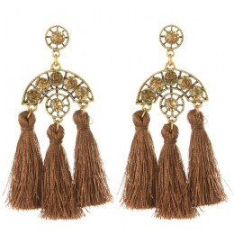 Elisamarie Tassel Earrings