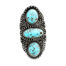 Pietra Turquoise Ring