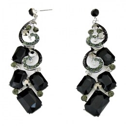 ECR170 - Crystal Earrings