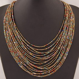 Albinia Bead Necklace II