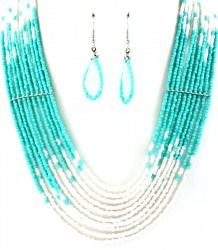 Myra Bead Necklace Set