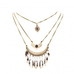 Calandra Boho Necklace