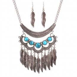 Lacy Boho Necklace Set