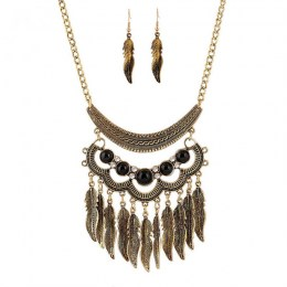 Felicia Boho Necklace Set.