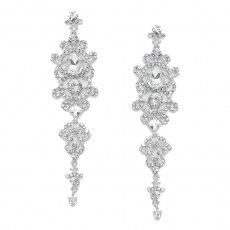 Olympia Crystal Earrings
