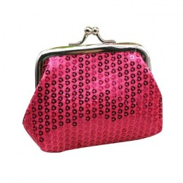 Coin Purse Hot Pink