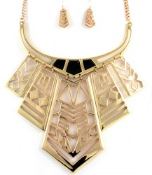 Gabriella Collar Necklace Set