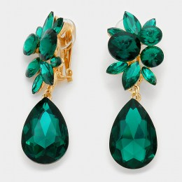 Charlena Tear Drop Earrings