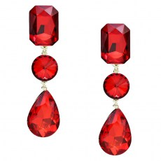 Elda Crystal Earrings