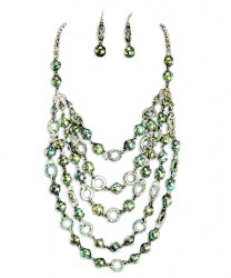 Teresa Bead Necklace Set